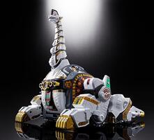 Tamashii Nations. Mighty Morphin Power Rangers Gx-85 Titanus