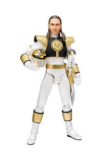 Power Rangers White Ranger Sh Figuarts