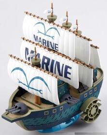 One Piece Grand Ship Coll Marine Ship Model Kit