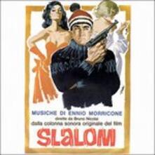 Slalom (Colonna sonora) - CD Audio di Ennio Morricone