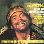 Cover CD Colonna sonora Tepepa