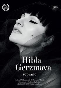 Hibla Gerzmava. Soprano (2 DVD) - DVD
