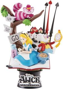 D-Select Alice In Wonderland Diorama