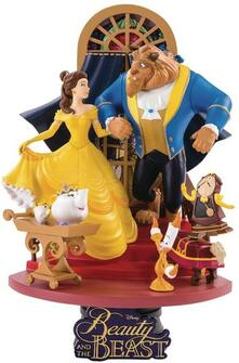 D-Select Beauty And The Beast Diorama