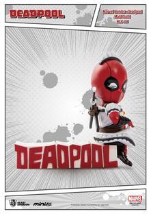 Marvel: Deadpool Maid Outfit Figurine