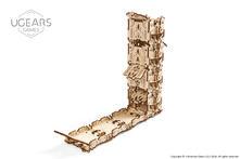 UGears Games. Torre Lancia Dadi Modulare