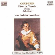 Secondo libro di clavicembalo (1716 17) (sel) - CD Audio di François Couperin