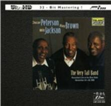 The Very Tall Band. Live at the Blue Note - HDCD di Oscar Peterson,Milt Jackson,Ray Brown