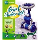 Costruzioni solari 6 in 1