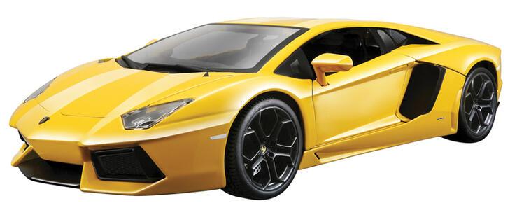 Die Cast Lamborghini Aventador LP - 3