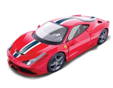 Giocattolo Bburago. Ferrari 458 Speciale Bburago