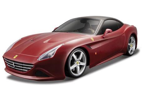 Bburago. Ferrari California T (Closed Top) - 2
