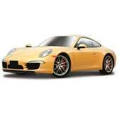 Giocattolo Porsche 911 Carrera S Star Bburago