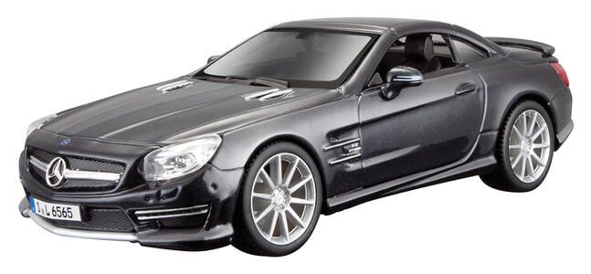 Die Cast Mercedes Benz Sl65Amg 1:24