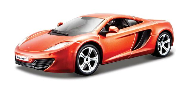 Mc Laren Mp4-12C. Scala 1:24 - 2