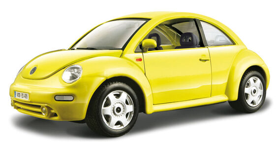 Giocattolo Die Cast New Beetle S 1:24 Mac Due