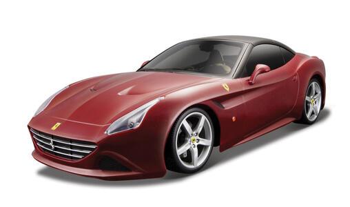 Bburago. Ferrari California T (Closed Top)