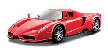 Giocattolo Bburago. Ferrari Enzo 1:24 (Rossa / Gialla) Bburago