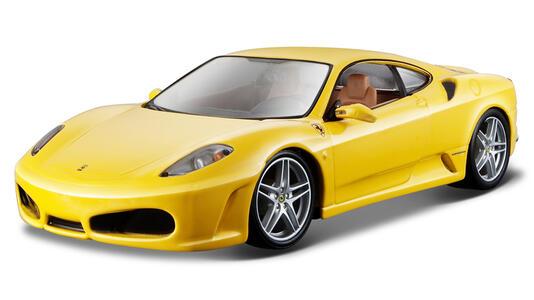 Bburago. Ferrari F430 1:24 (Rossa / Gialla) - 2