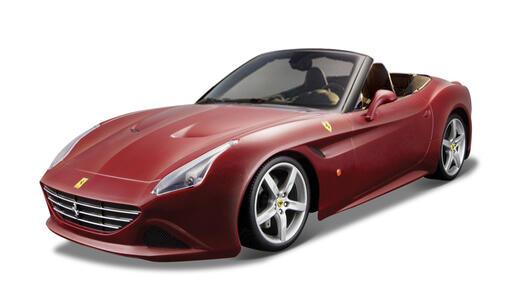 Bburago. Ferrari California T (Open Top) - 2