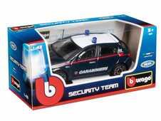 Giocattolo Collezione Security Team Street Fire 1:43 Bburago