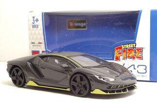 Giocattolo Bburago. Lamborghini Centenario 1:43 Bburago