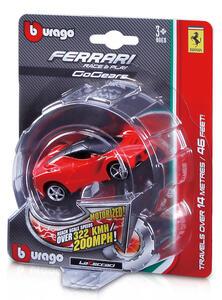 Bburago. Ferrari Race & Play Auto Go Gears