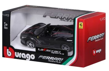 Giocattolo Bburago. Ferrari. Aperta. 1:43 Bburago