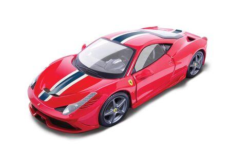 Giocattolo Bburago. Signature Series. Ferrari 458 Speciale 1:43 Bburago