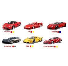 Bburago. Ferrari. 5 Pack 2.75 Ferrari R&P Evolution Gt
