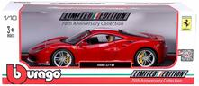 Bburago. Ferrari. Ferrari 70Th Ann. The Scuhumaker. 1:18
