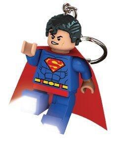 Portachiavi Torcia LEGO Superman - 3