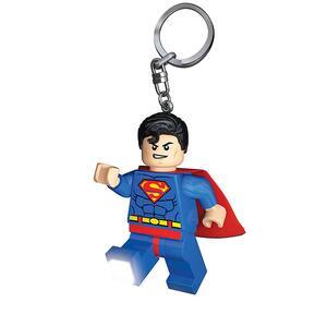 Portachiavi Torcia LEGO Superman - 6