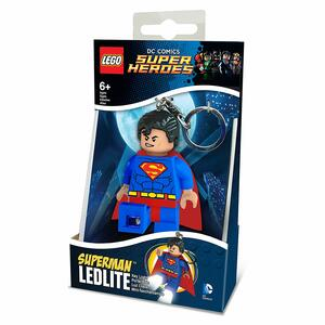 Portachiavi Torcia LEGO Superman - 7