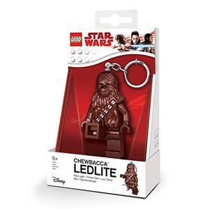Portachiavi Torcia LEGO SW Chewbecca - 3