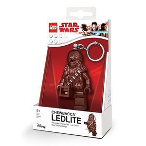 Portachiavi Torcia LEGO SW Chewbecca - 7