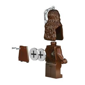 Portachiavi Torcia LEGO SW Chewbecca - 8