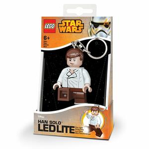 Portachiavi Torcia LEGO SW Han Solo - 8