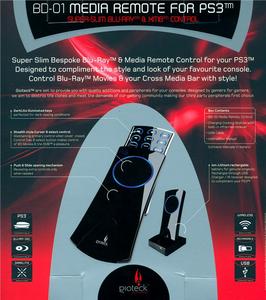 Videogioco Media Remote PlayStation3 1