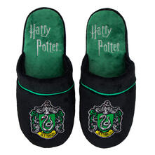 Harry Potter. Pantofole Serpeverde Taglia M/L