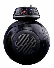 Action Figure Star Wars The Last Jed. Bb-9E 1:6 Scale