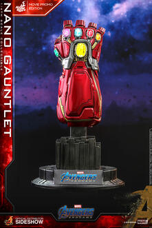 Marvel: Avengers Endgame Movie Promo Edition Nano Gauntlet 1:4 Scale