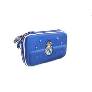 3ds / Dsi / Ds Lite Carry Case Custodia Real Madrid Blu