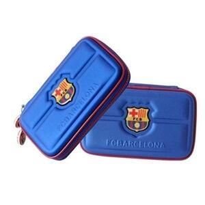 3ds / Dsi / Ds Lite Carry Case Custodia Barcelona Blu