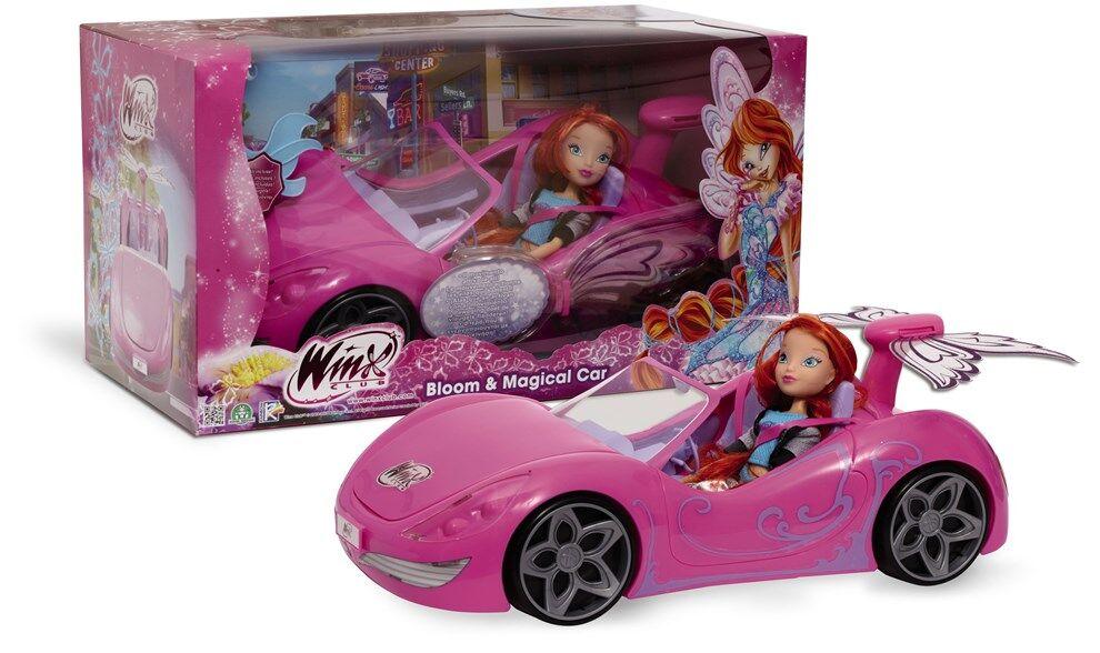 Winx Club. Bloom Fairy Car. Macchina Con Bloom