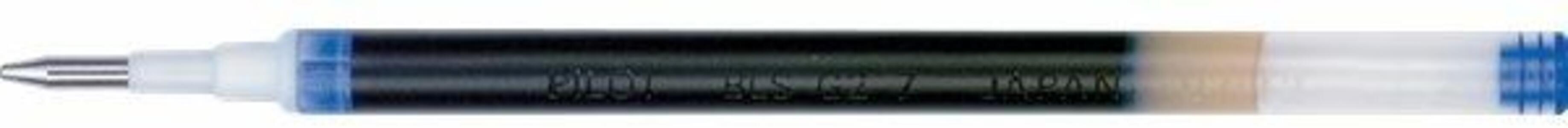 Ricarica per penna a sfera a scatto Pilot G-2 blu punta 0,7 mm