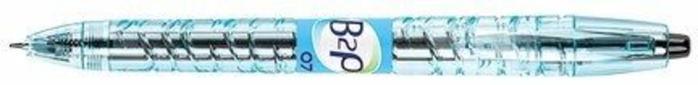 Penna gel Pilot BeGreen B2P nero punta 0,7 mm