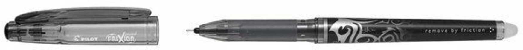 Cartoleria Penna a sfera cancellabile Pilot Frixion Point 0,5 nero punta 0,5 mm Pilot