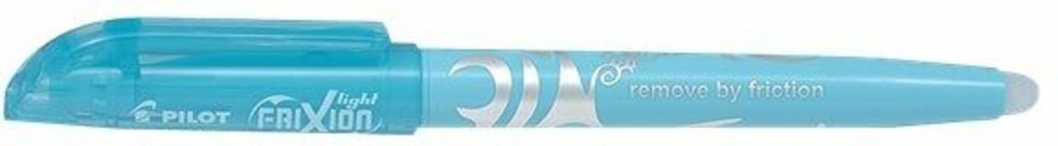 Evidenziatore Pilot Frixion Light Soft azzurro