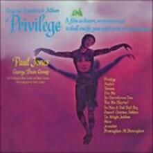 Privilege (Colonna sonora) - CD Audio